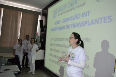 Santa Casa faz palestra sobre doação de órgãos