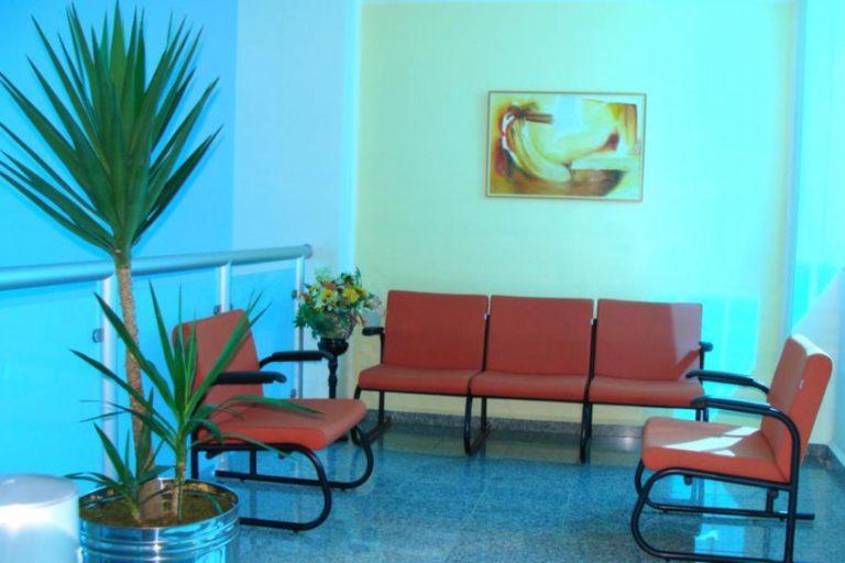 Sala de Espera Administração