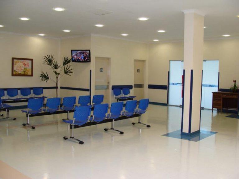 Sala de Espera Clínica Cirúrgica