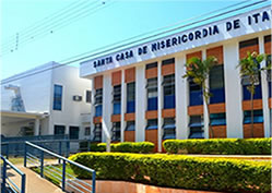 Ano 2011 - Prédio Atual da Santa Casa de Misericórdia de Itapeva