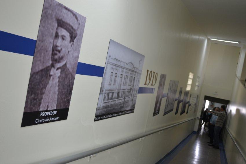 Inauguração da exposição fotográfica
