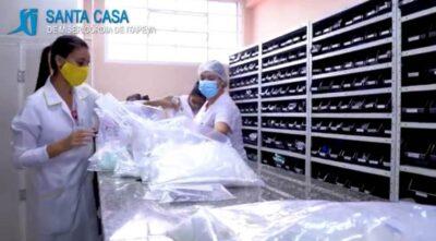 Santa Casa de Itapeva se une aos Filantrópicos e concretiza primeira importação do kit intubação